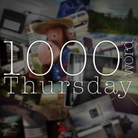 1000 Word Thursday:  A new photo posted every Thursday to inspire you to write a short story of about 1000 words.