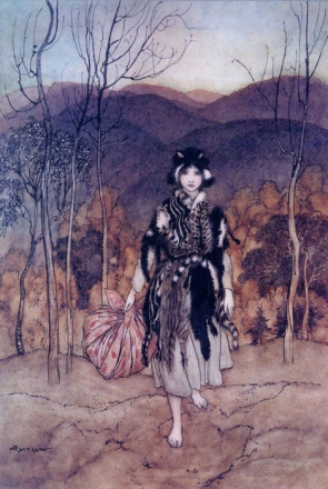 By Arthur Rackham (1867-1939) [Public domain], via Wikimedia Commons